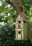 Decorative Bird House