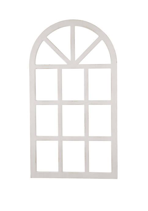 Glitz Home Wooden Window Frame