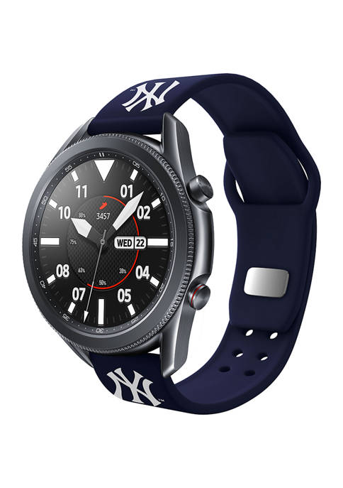 Game Time® MLB New York Yankees Silicone Band