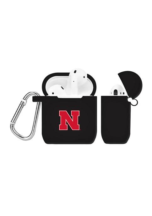 NCAA Nebraska Huskers AirPod Case Cover
