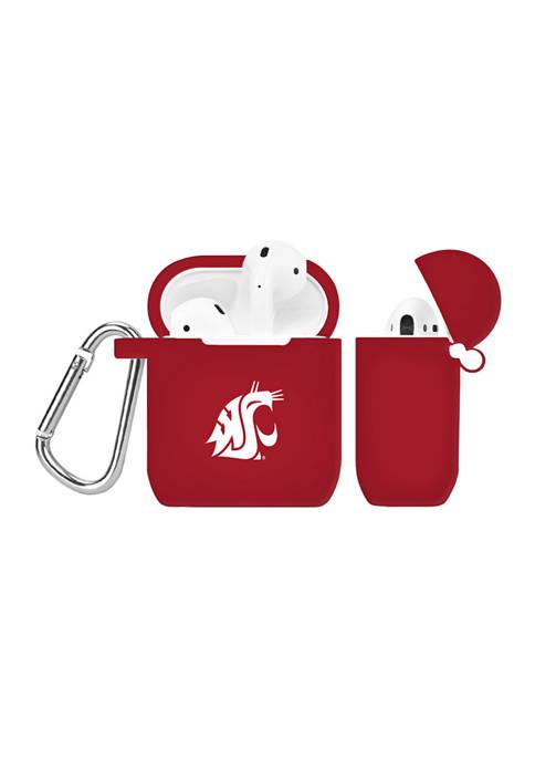 NCAA Washington State Cougars AirPod Case Cover