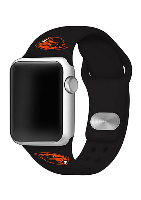 Affinity Bands NCAA Oregon State Beavers Silicone Apple