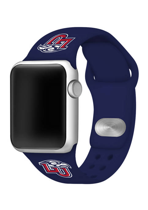 NCAA Liberty Flames 38 Millimeter Silicone Apple Watch Band