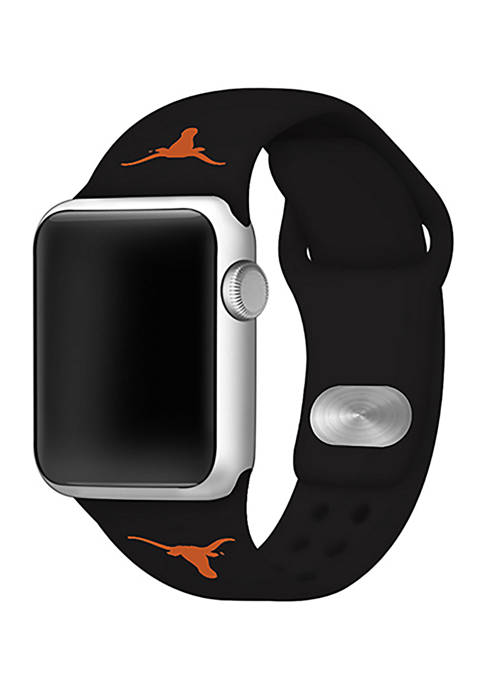 Affinity Bands NCAA Texas Longhorns 38 Millimeter Silicone