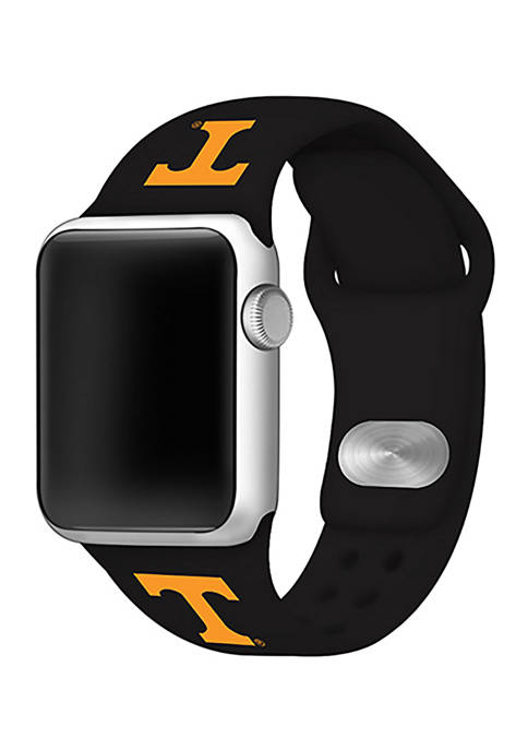 NCAA Tennessee Volunteers 42 Millimeter Silicone Apple Watch Band