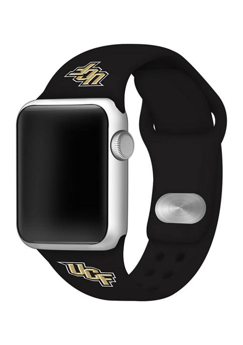 Affinity Bands NCAA Central Florida Knights Silicone Apple