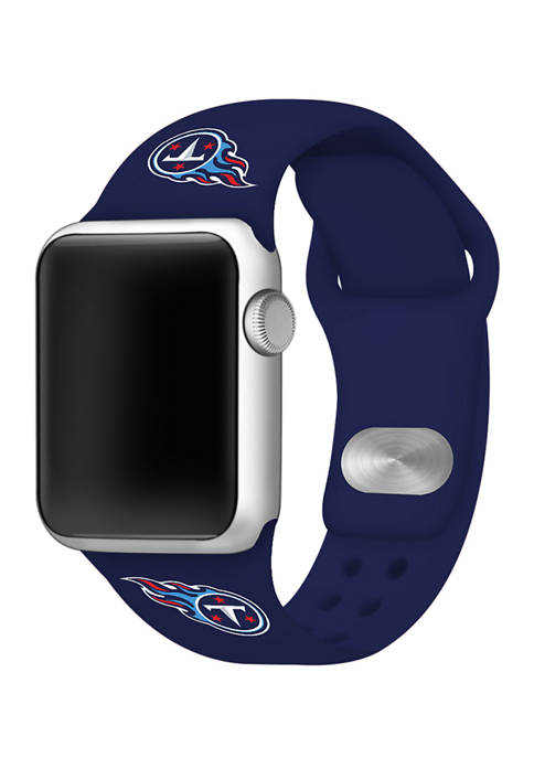Game Time® NFL Tennessee Titans 38 Millimeter Silicone