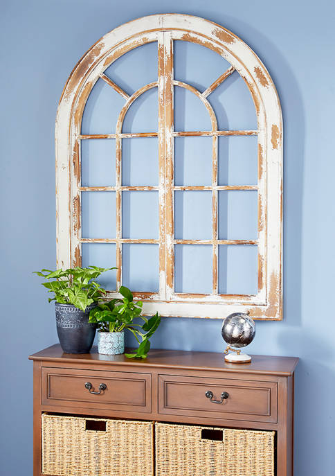 Wooden Wall Arch Décor