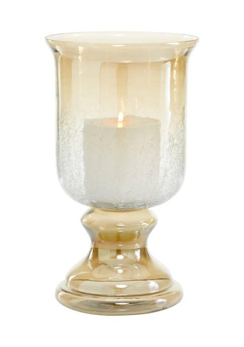 Monroe Lane Glass Traditional Hurricane Lamp