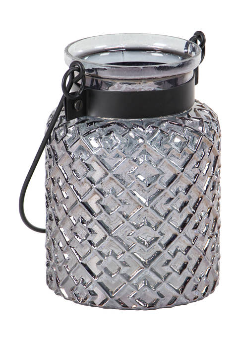 Glass Industrial Lantern