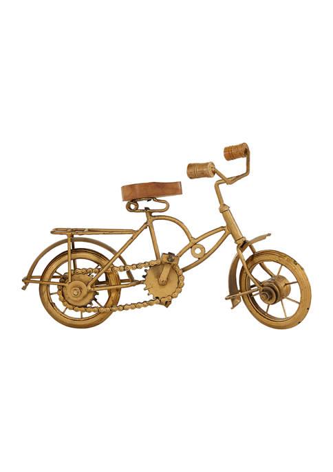 Metal Vintage Sculpture Bicycle
