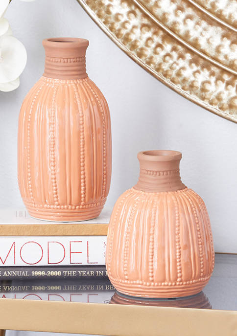 Monroe Lane Ceramic Modern Vase