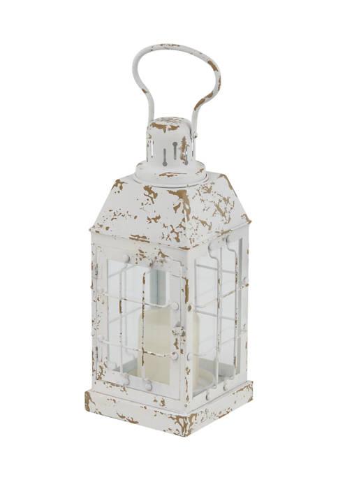 Monroe Lane Iron Vintage Lantern