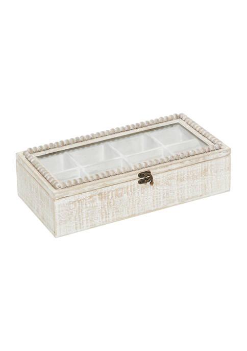 Monroe Lane Wood Farmhouse Box