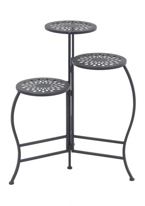 Metal Folding Plant Stand