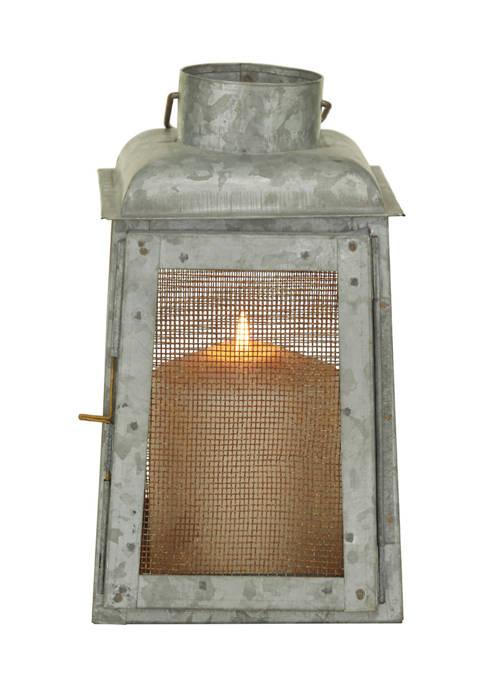 Monroe Lane Iron Farmhouse Lantern
