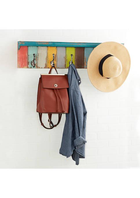 Wood Metal Wall Hook