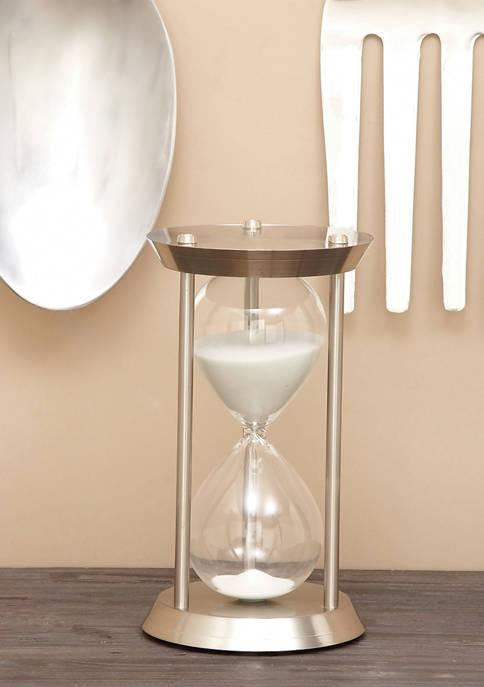 Monroe Lane Metal Hour Glass