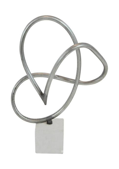 Monroe Lane Metal Contemporary Abstract Sculpture