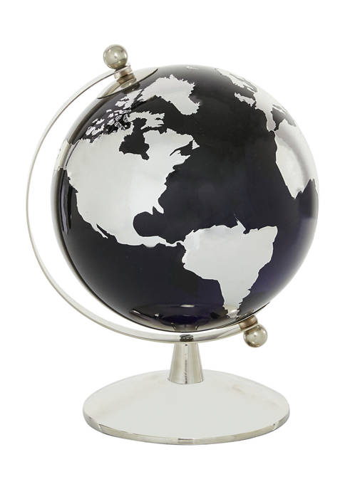 Stainless Steel Contemporary Globes