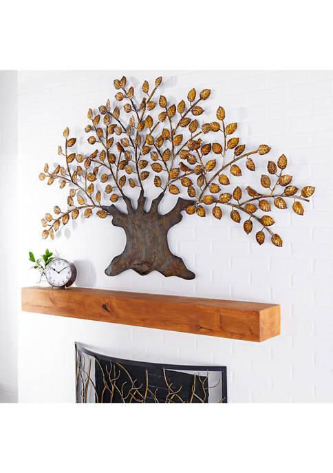 Monroe Lane Metal Décor Tree