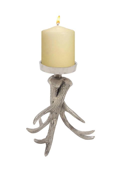 Monroe Lane Aluminum Traditional Candle Holder