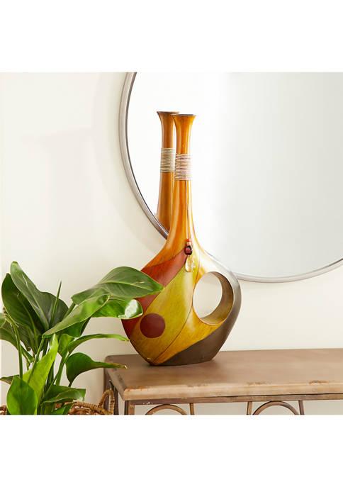 Polystone Vase