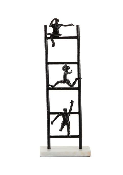 Monroe Lane Metal Contemporary Sculpture
