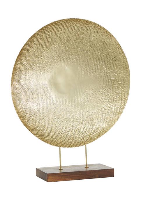 Monroe Lane Metal Contemporary Geometric Sculpture