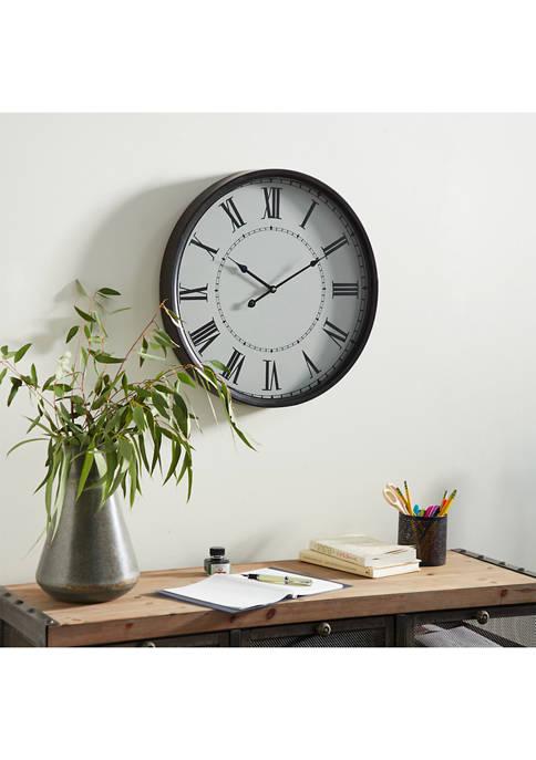 Monroe Lane Vintage Wall Clock