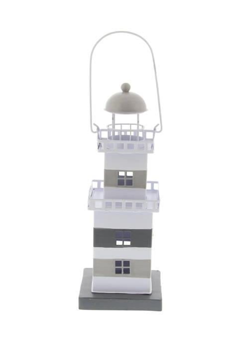 Monroe Lane Iron Coastal Lantern