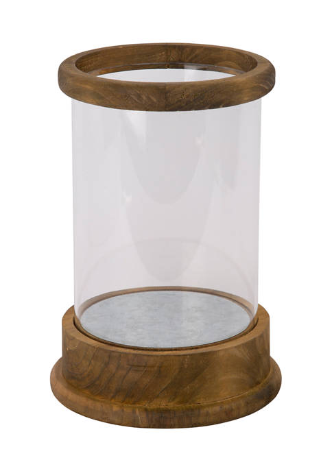 goodness & grace Large Hurricane Candle Holder