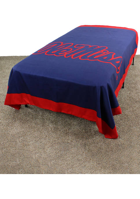 College Covers NCAA Ole Miss Rebels Duvet Cover
