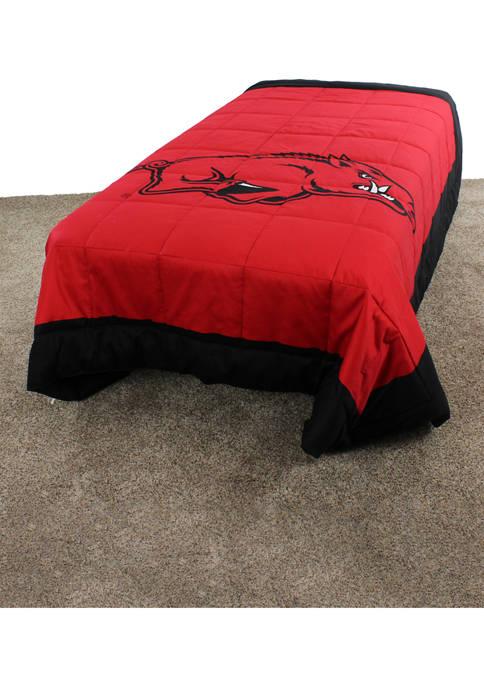NCAA Arkansas Razorbacks Light Comforter
