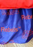 NCAA Ole Miss Rebels Printed Dust Ruffle