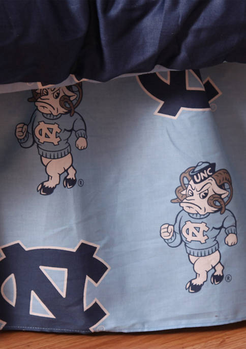 College Covers NCAA North Carolina Tar Heels Printed