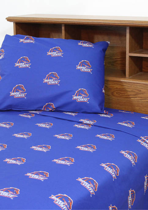 College Covers NCAA Boise State Broncos Sheet Set