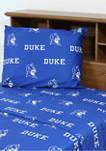 NCAA Duke Blue Devils Sheet Set