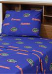 NCAA Florida Gators Sheet Set