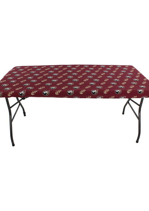 NCAA Florida State Seminoles Tailgate Fitted Tablecloth