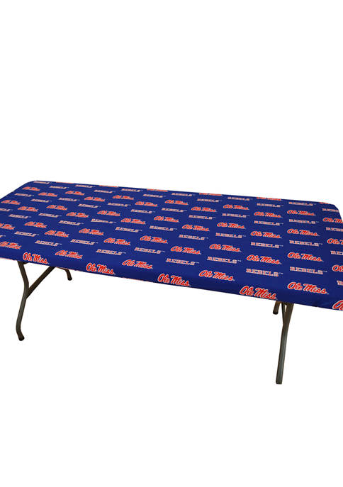 College Covers NCAA Ole Miss Rebels Tailgate Fitted