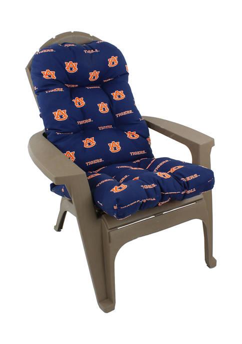 NCAA Auburn Tigers Adirondack Chair Cushion