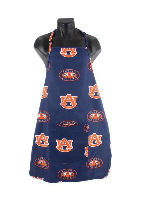 NCAA Auburn Tigers Tailgating Grilling Apron