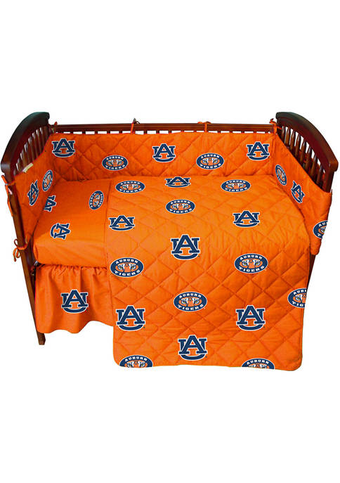 College Covers NCAA Auburn Tigers 5 Piece Baby