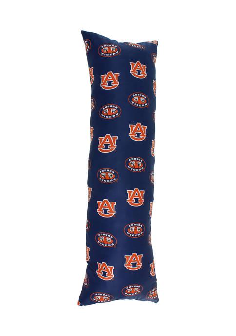 NCAA Auburn Tigers Printed Body Pillow