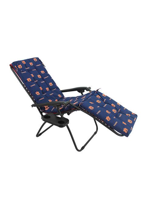 College Covers NCAA Auburn Tigers Zero Gravity Chair