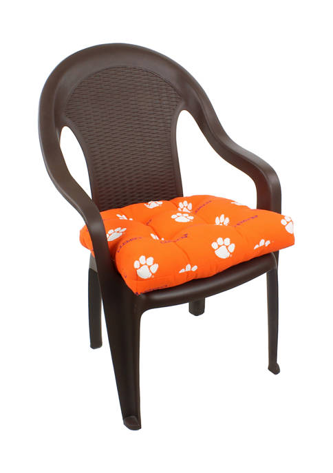 College Covers NCAA Clemson Tigers D Cushion