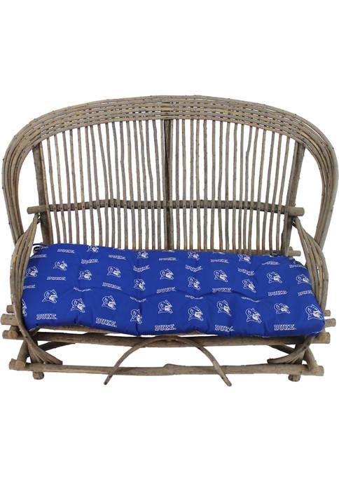 NCAA Duke Blue Devils Settee Cushion
