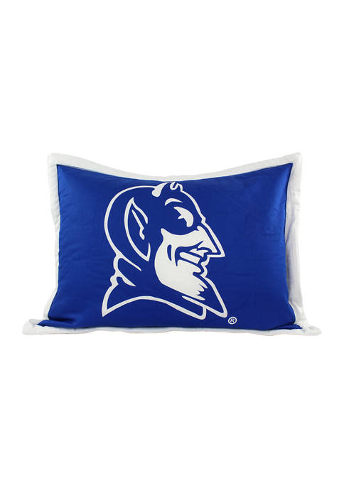 College Covers NCAA Duke Blue Devils Printed Pillow