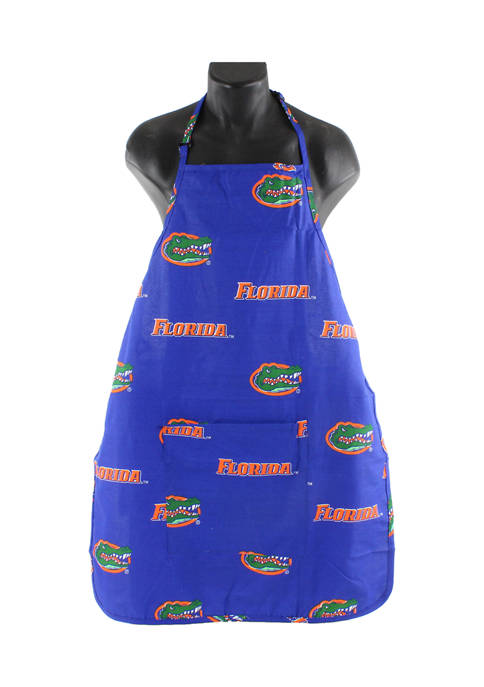 College Covers NCAA Florida Gators Tailgating Grilling Apron